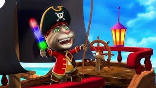 Talking Tom Shorts 22 - Power Pirates