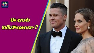 Brad Pitt Speaks About His Divorce With  Angelina Jolie | Hollywood Latest News | TFC Film News