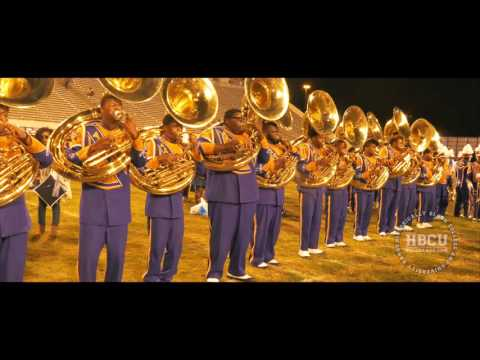 Tuba Battle - Jackson State vs Alcorn 2015