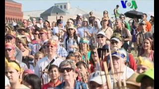 Festival Indonesia - Liputan Pop Culture VOA untuk Dahsyat