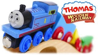 TRAINS FOR CHILDREN Thomas and Friends Toys Wooden Railway