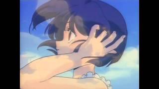 Ranma and Akane - Sakura Kiss