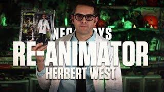 NECA Toys Re-Animator Herbert West Review