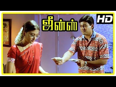 Xxx Mp4 Jeans Movie Scenes Prashanth S Twin Falls For Aishwarya Rai S Twin Nassar S V Shekhar 3gp Sex