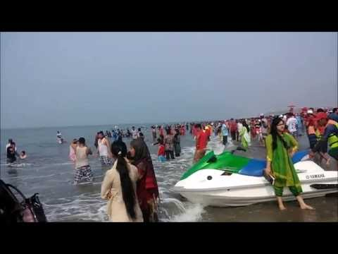 Cox's Bazar Sea Beach-Safe sea Bathing