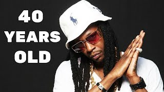 Rappers Who Are OLDER Than They Look