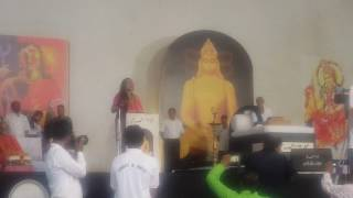 Laxmi Narayan Tripathi at Ramkatha by Morari Babu in Thane