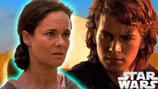 What if Anakin Skywalker Saved His Mother? Star Wars Explained