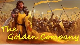 Who are the Golden Company? (Game of Thrones)