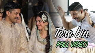 Tere bin - Full Video HD | Wazir | Farhan Akhtar | Aditi Rao Hydari