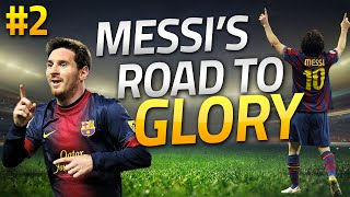 FIFA 15 - MESSI'S ROAD TO GLORY #2 15 Goal Thriller!