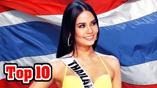 Top 10 AMAZING FACTS ABOUT THAILAND