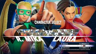 Street Fighter V Sexy Boobs & Butts Battle 4K
