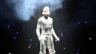 2011 郭富城 舞臨盛宴演唱會 - 開場序幕(以歌會舞)