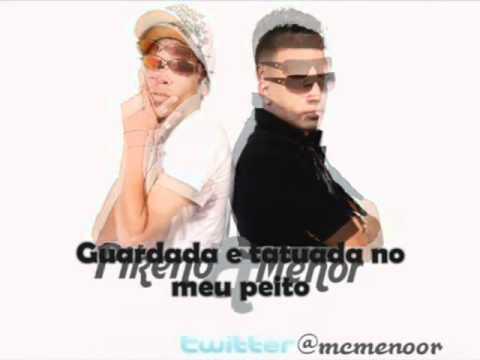 MC PIKENO & MENOR NAMORADA MALUCA ♪ LETRA EXCLUSIVA ENSAIO PARA O DVD.
