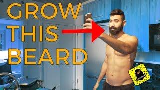 How TEENS can grow facial hair **BEARD GROWTH** | WUD 15