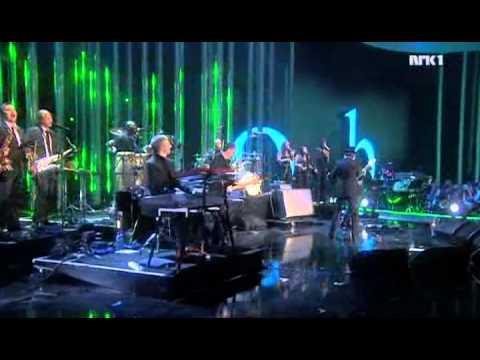 Jamiroquai - Virtual Insanity (live at Nobel Peace Prize Concert 2010)