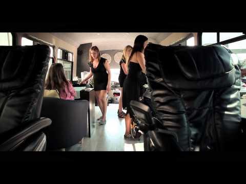 Deelux Mobile Spa Bus