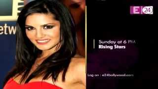 The Rising Star with Sunny leone