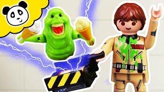 PLAYMOBIL GHOSTBUSTERS - Geisterjagd im Shoppingcenter! - Playmobil Film