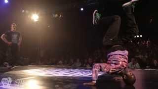World Bboy Classic 2013 2on2 Bboy Battle in Holland   YAK FILMS