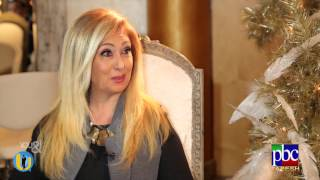 You & I ... Leila Forouhar ... Tapesh TV (Part 1)