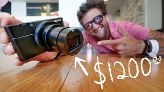 THE GREATEST COMPACT CAMERA but is it worth $1200?