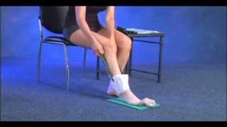 How to Put On Juzo Compression Stockings Using the Juzo Slippie Gator