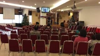 Gereja Tiberias Indonesia Intiland Tower - Pdt. Herman Pangalo, S.Th. - S'bab Dia Hidup