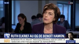 Benoît Hamon estime que