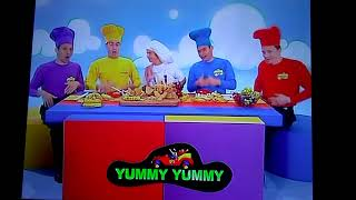 The Wiggles Videos From ABC For kids VHS and DVD Australia