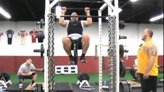NFL Fullback Anthony Sherman Workout Video