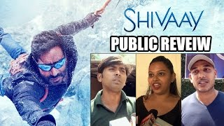Shivaay Full Movie - Public Review | Ajay Devgn's Biggest HIT of 2016