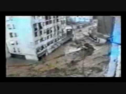 Les inondations de Bab El Oued Alger en 2001 3ème partie