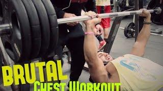 Brutal Chest Workout