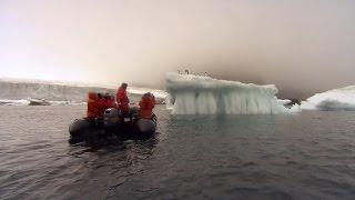 Scientists document glaciers melting in Antarctica