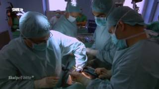 Skalpell bitte [Nierentransplantation live]
