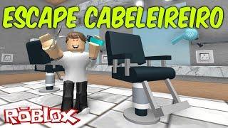Roblox - ESCAPE DO CABELEIREIRO (Escape the Barber Shop)