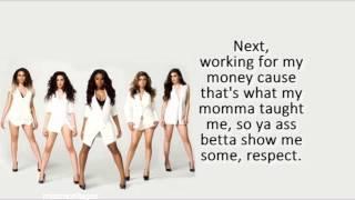 BOSS - Fifth Harmony Lyrics