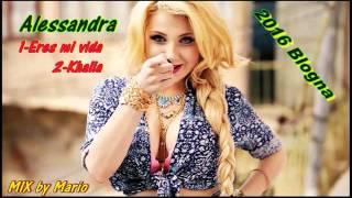 Alessandra-Eres mi vida & Khalia (by Mario)