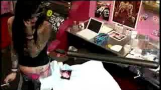 LA Ink - Kat Gets A Tattoo