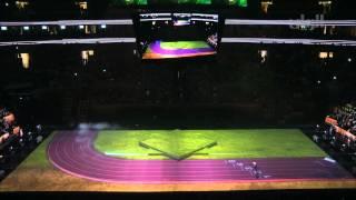 حفل إفتتاح بطولة العالم الـ24 لكرة اليد المقامة في الدوحة - قطر