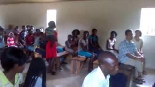 Emaus 7.Biserica  Adventista- Namibia,Congola.