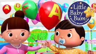 ABC Balloons Song | Part 2 | Babies & Parents | Zed Version | Nursery Rhymes | By LittleBabyBum!