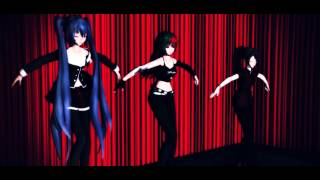 *Welcome to the show* [MMD] (Thanks for 700+ Subscribers) ll 60 FPS