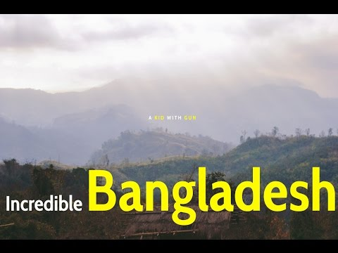 Bandarban in 4k | In search of our soul | Incredible Bangladesh | Episode 03 | A kid with gun