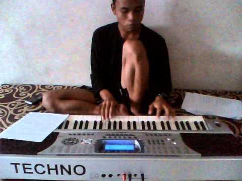 Pertemuan Rhoma Irama Nurul Keyboard TECHNO T9900i