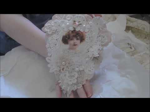 Entries 2 & 3 for Doily Challege from Pamela O., & JaneMarge Hull