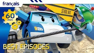 Robocar Poli | Best episodes 2 (French)