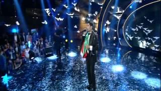 MBC 1 ARAB IDOL محمد عساف التكريم وأعنية الفوز الختامية